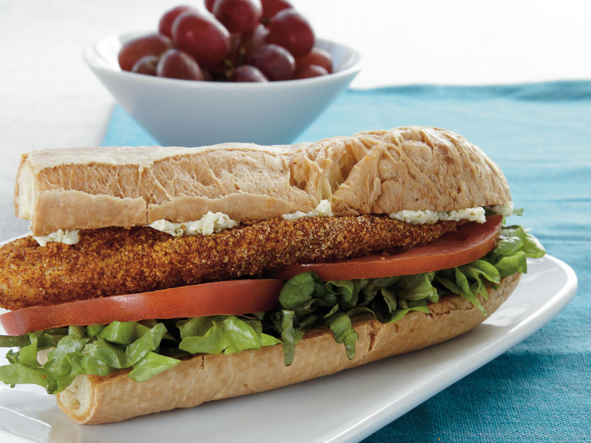 Healthy Gluten-Free Sandwiches