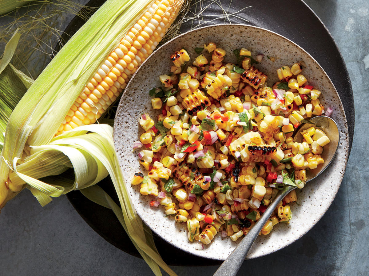 Cooking with Corn