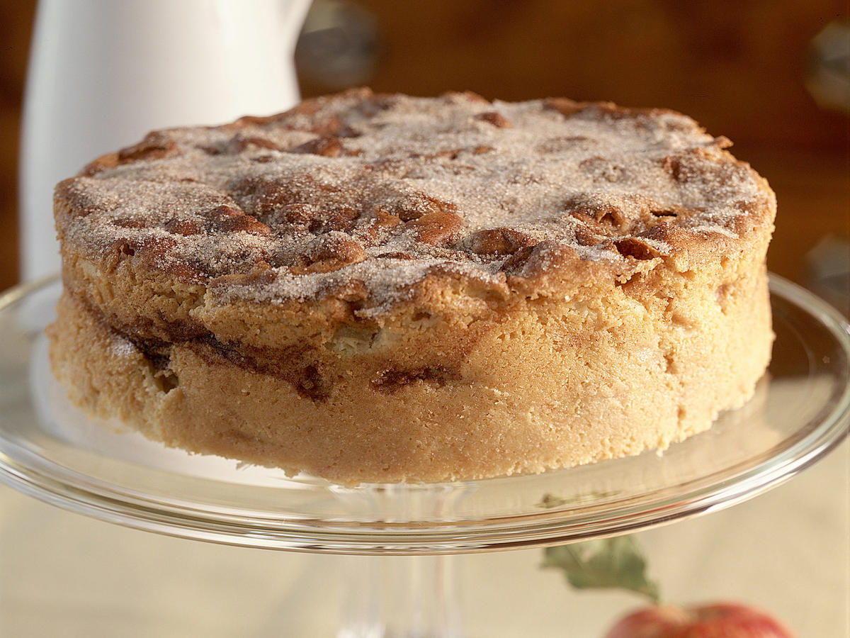 Cinnamon-Apple Cake Recipes