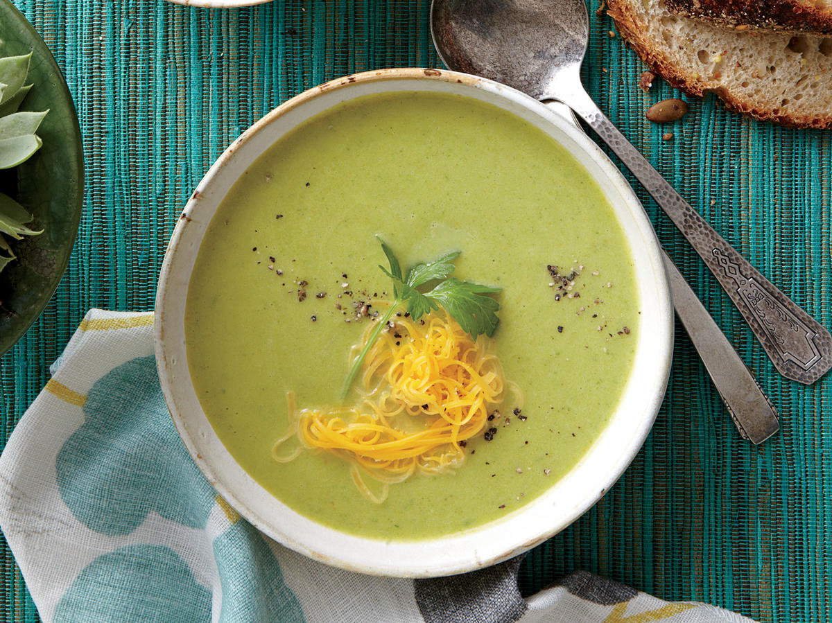 How to Puree Broccoli for Soup