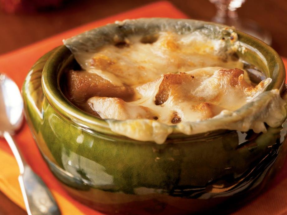 Healthy French Onion Soup Recipe