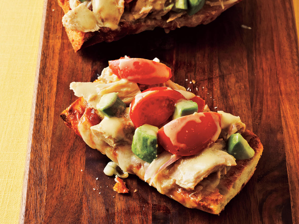 Tuna Melts with Avocado Budget Cooking Recipe