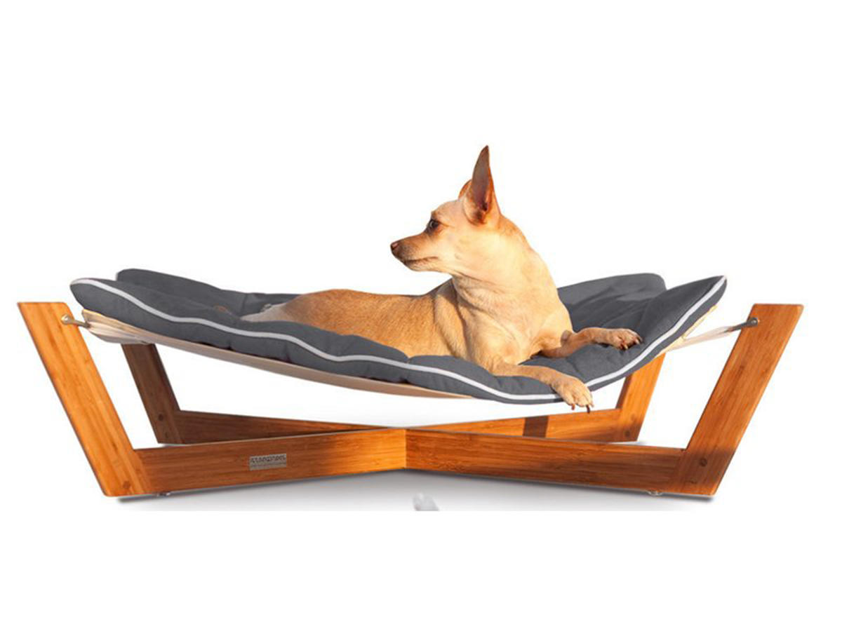 Bambu Cross Pet Hammock