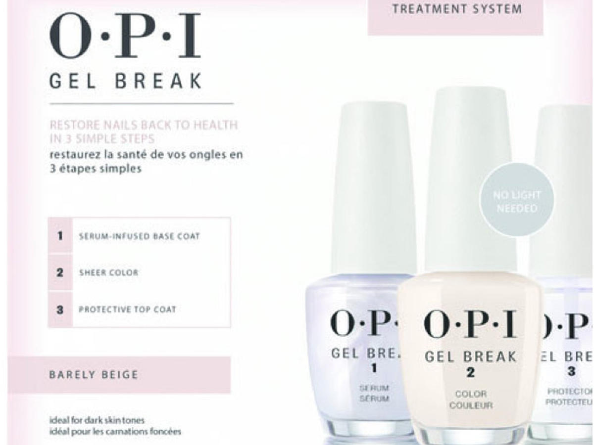 OPI Gel Nail Set