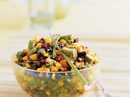 Corn and Summer Vegetable Sauté