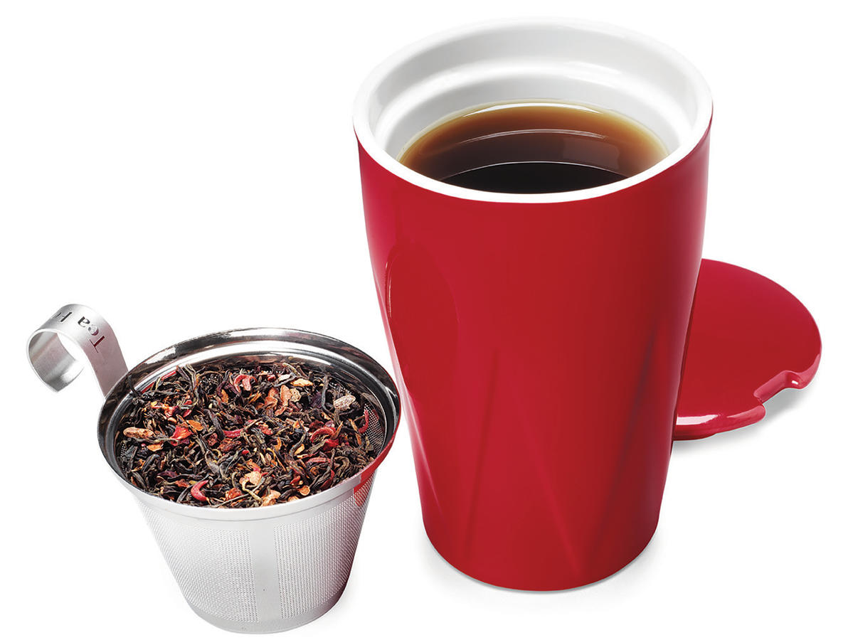 Kati Steeping Cup and Infuser