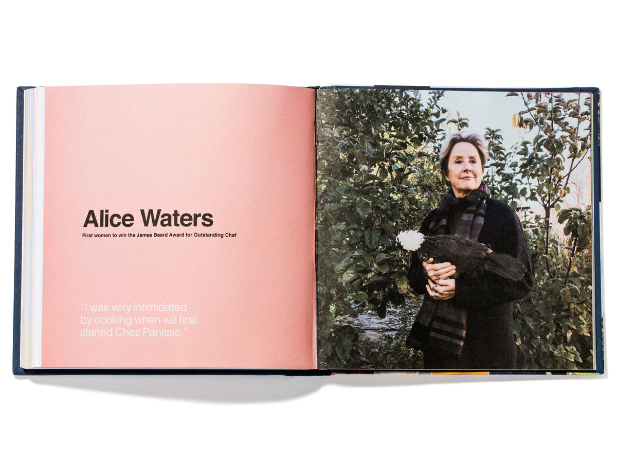 Alice Waters Interview
