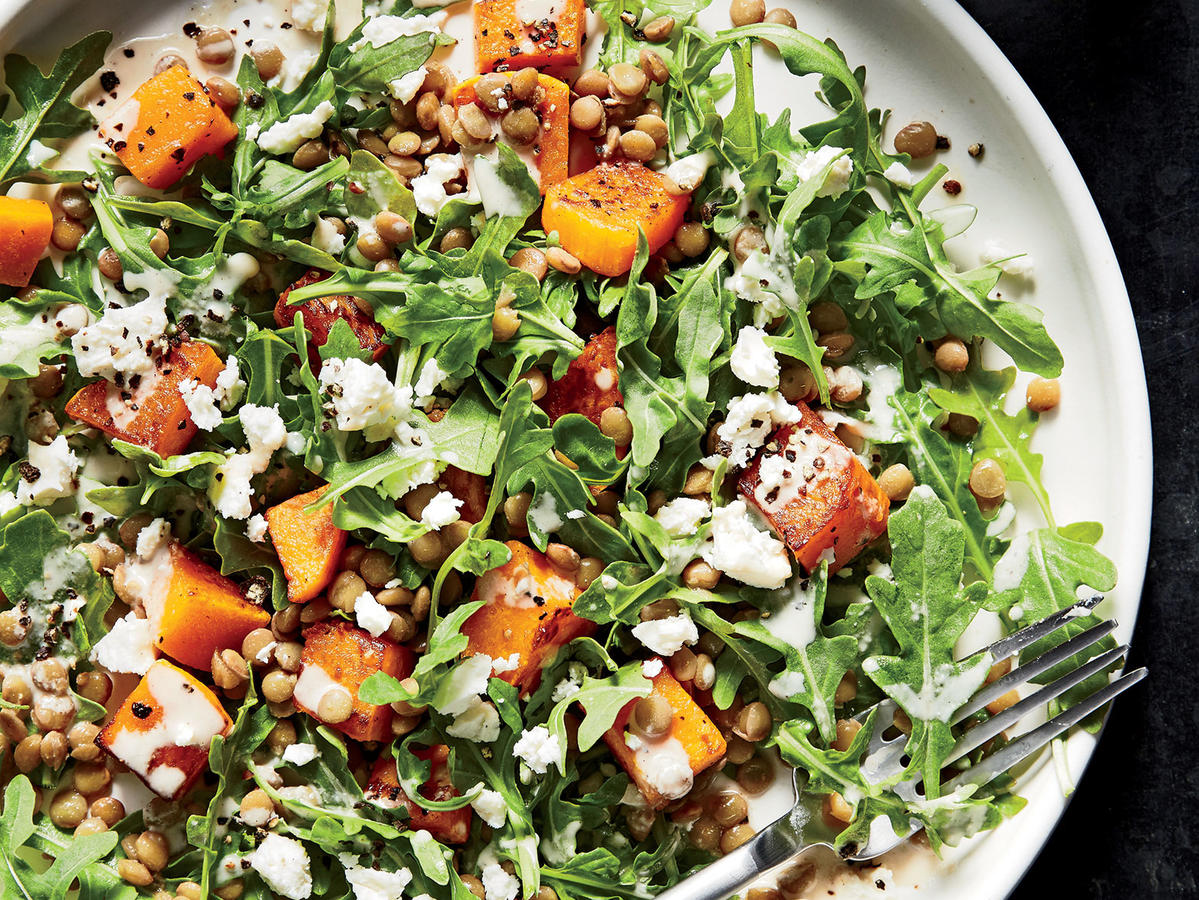 Tuesday: Autumn Glow Salad