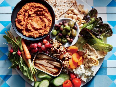 Your Guide to Going Mediterranean - Cooking Light