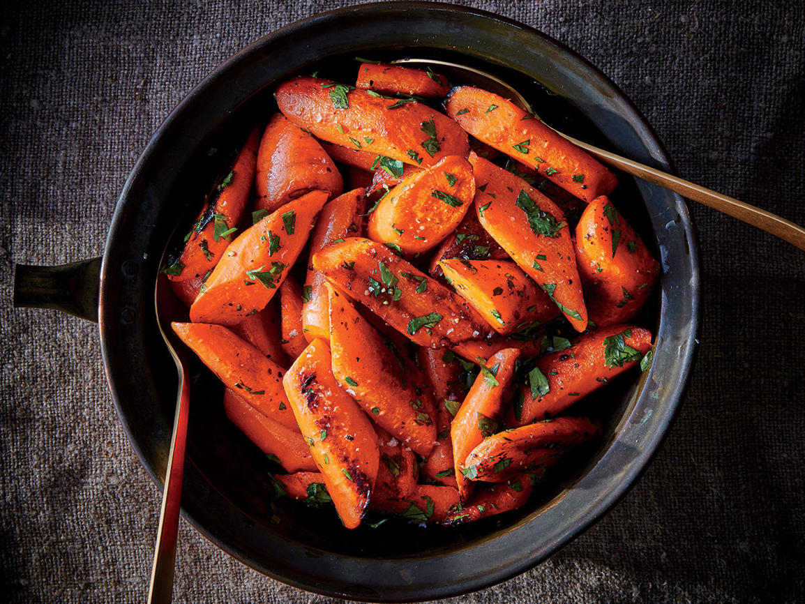 1711 Herb-Roasted Carrots