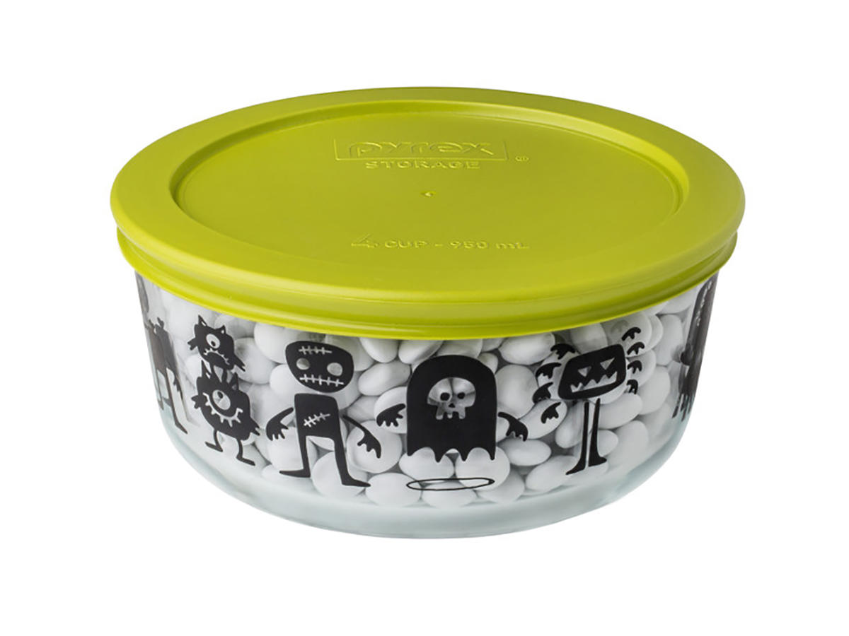 Pyrex Monster Container