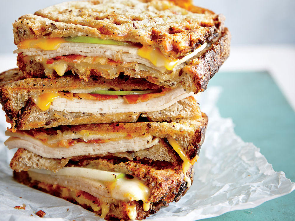 Protein-Packed Sandwich