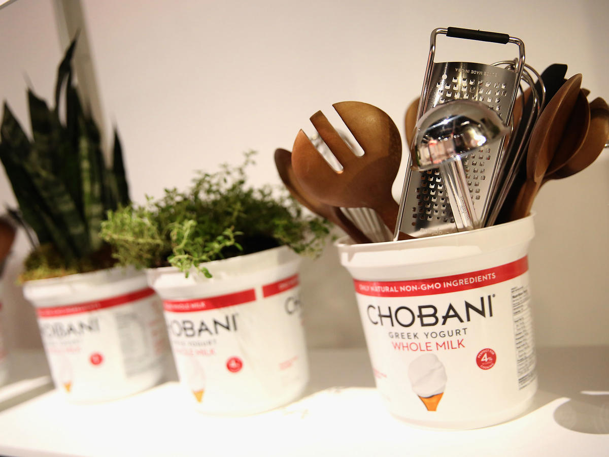 Cooking Light 30th Anniversary Celebration Sponsor, Chobani