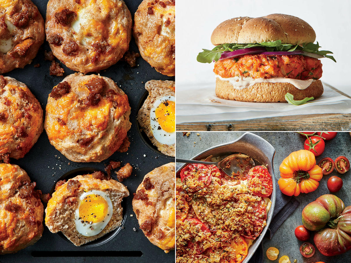 Cooking Light Annual Recipes 2018