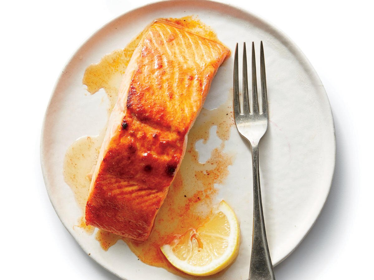 Protein-Packed Fish
