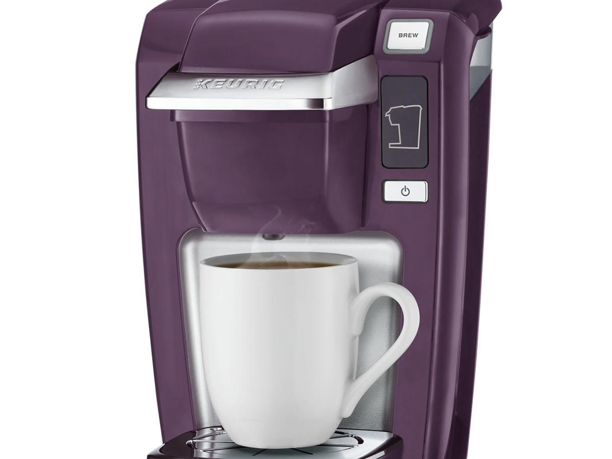 Ultra Violet Keurig Coffee Machine