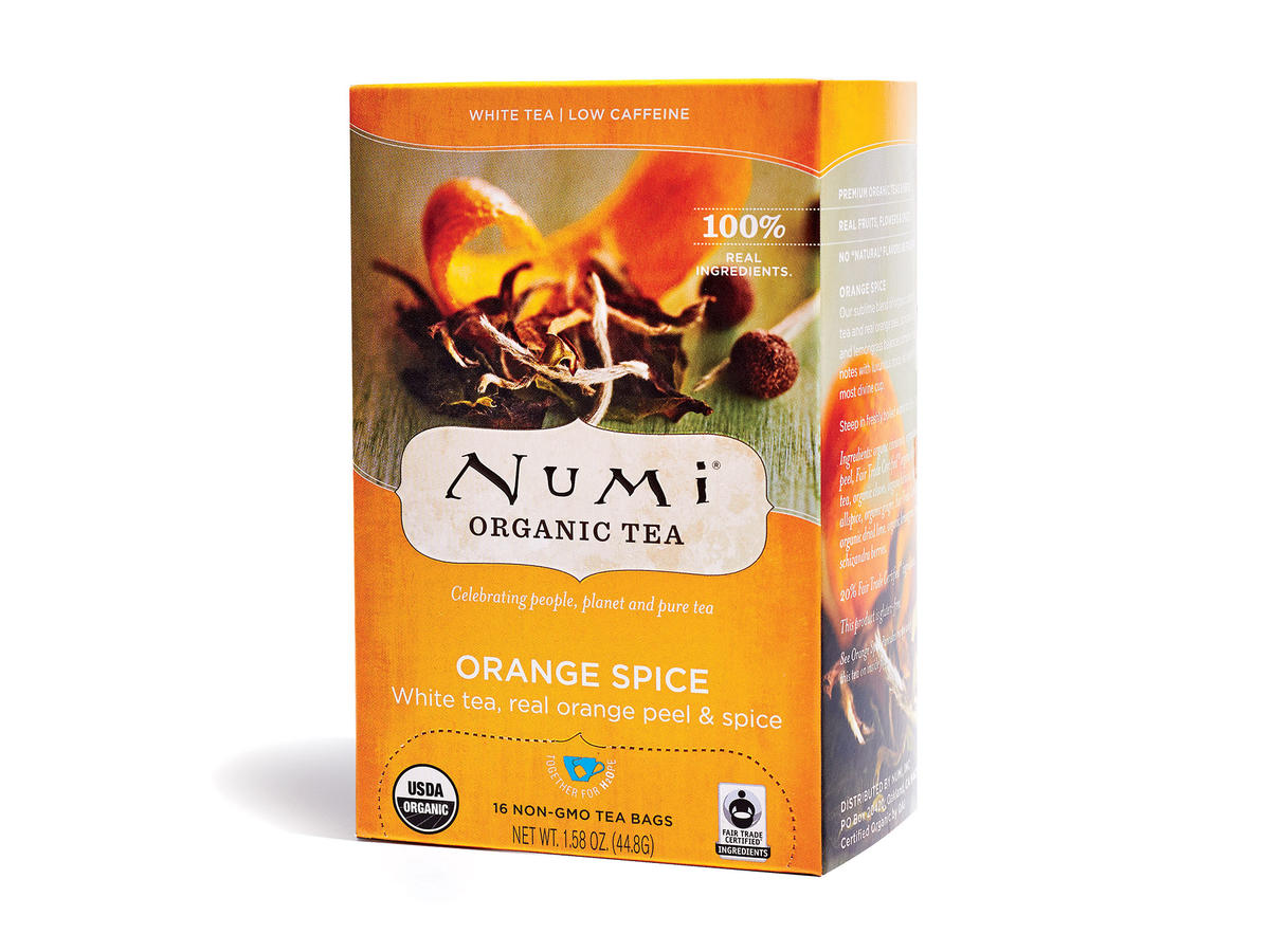 Numi Orange Spice Tea