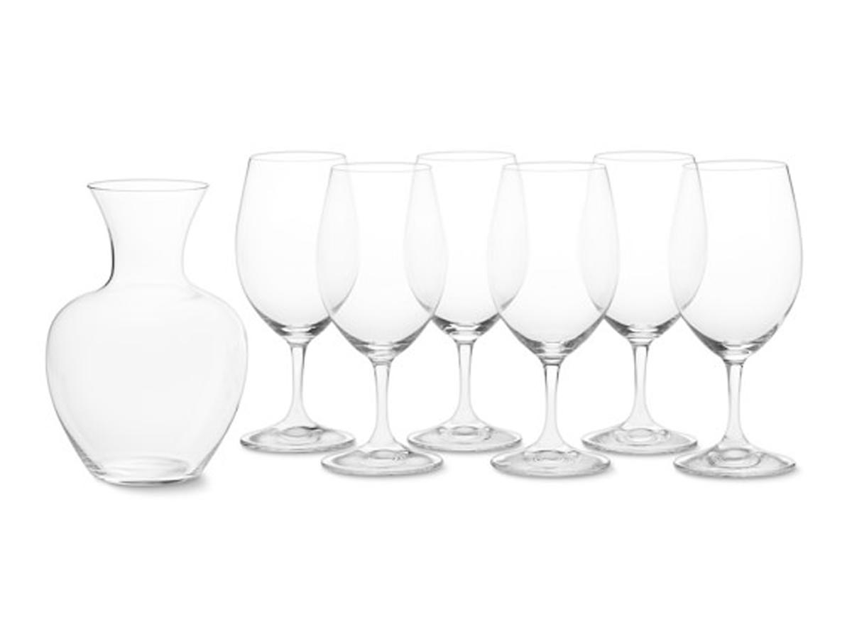 Riedel Wine Glasses Decanter Set