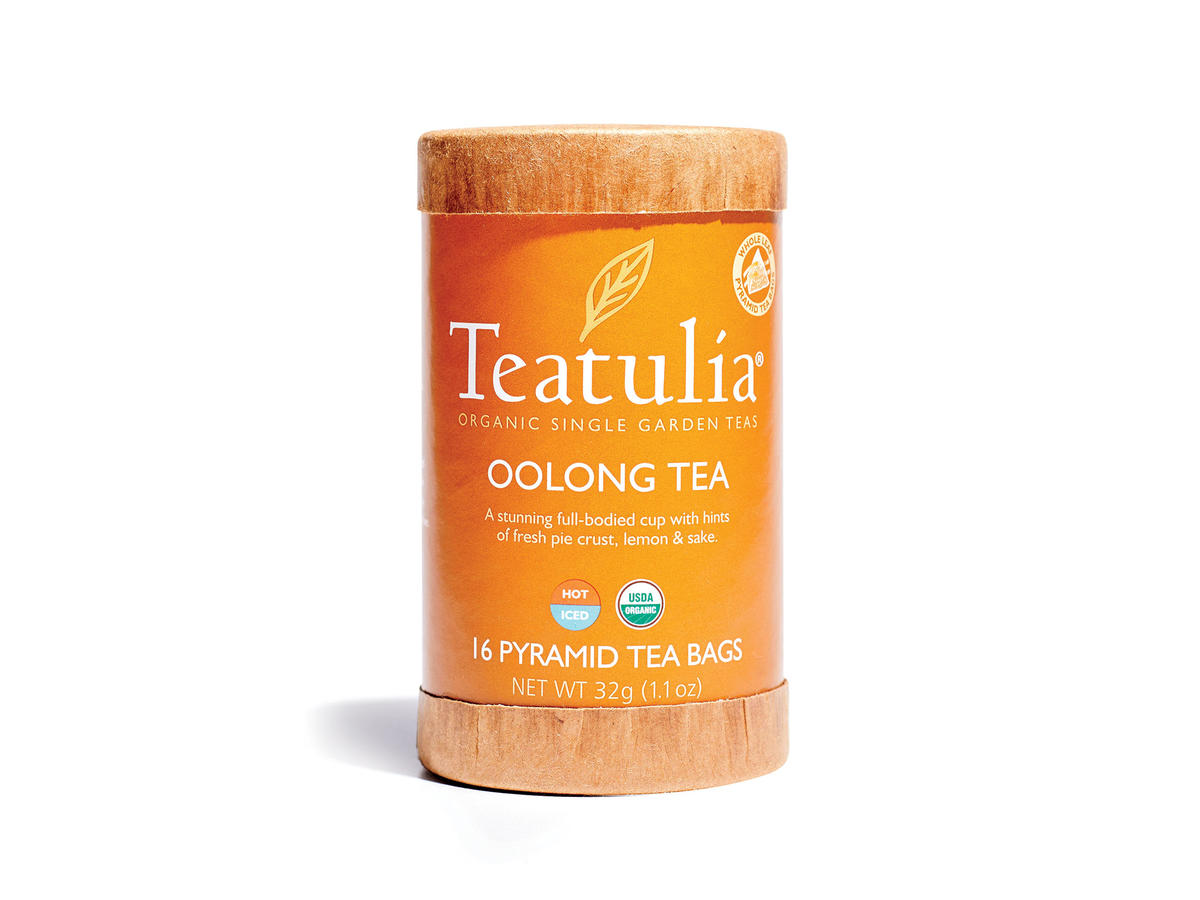 Teatulia Oolong Tea