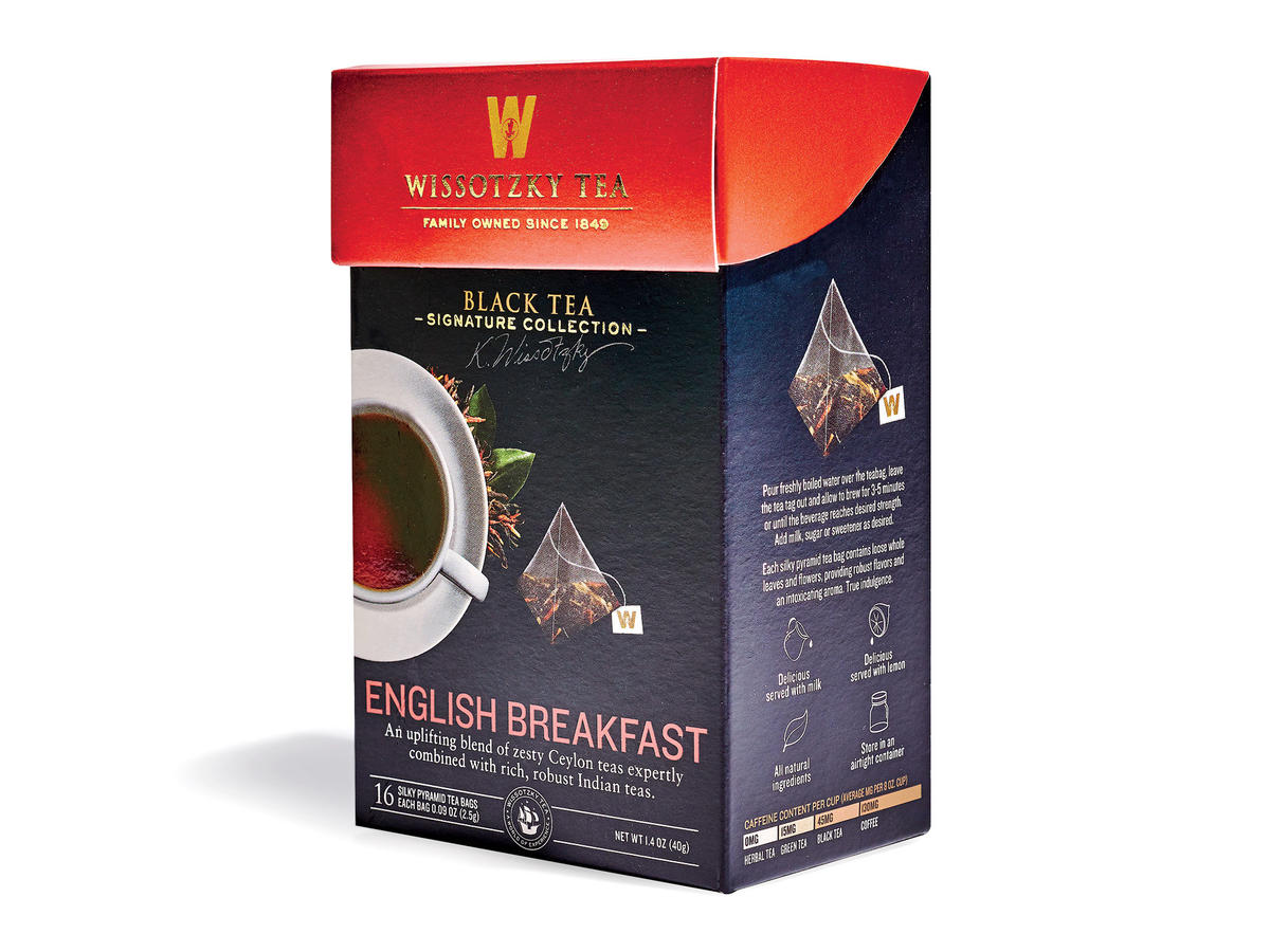Wissotzky Signature Collection English Breakfast