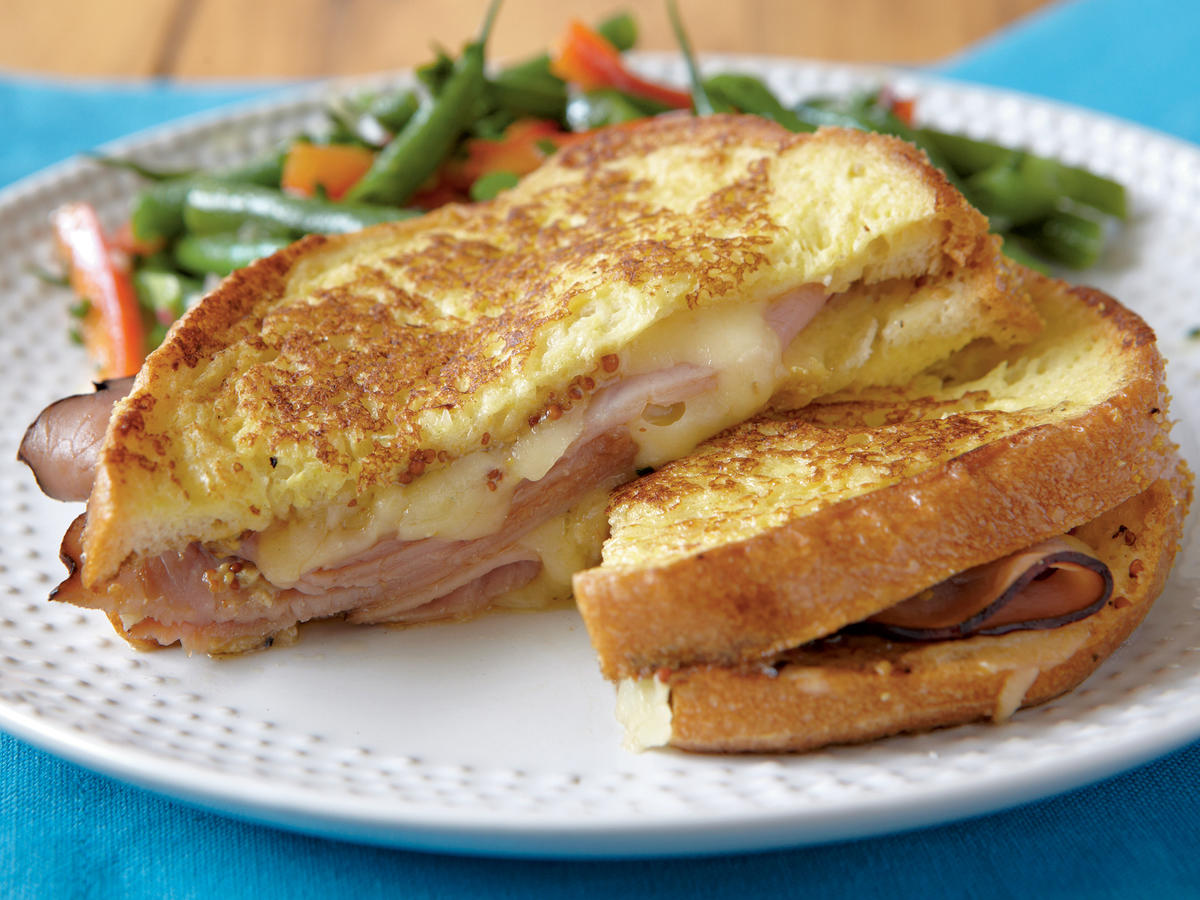 Dijon Croque Monsieur Makeover