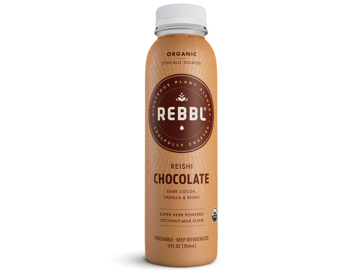 Reishi Chocolate Elixir