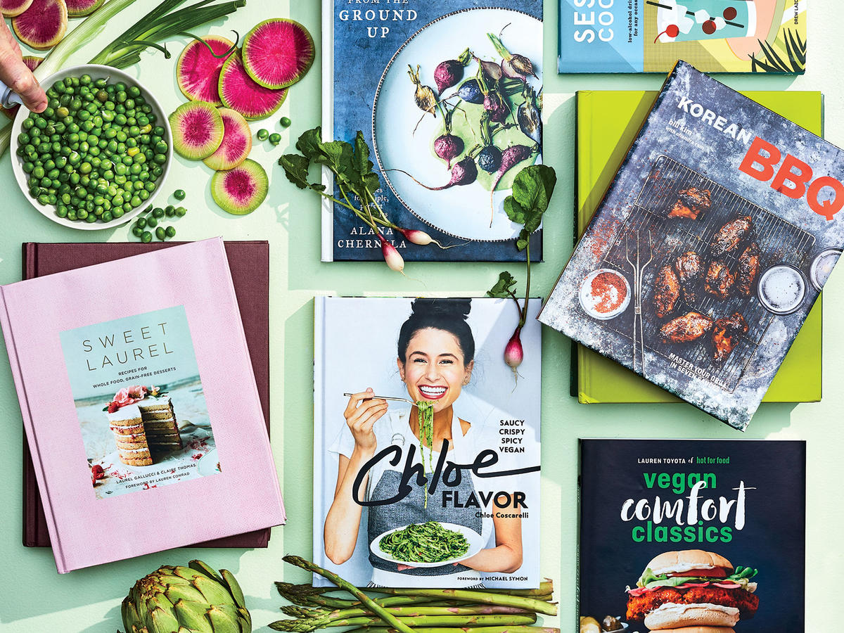 8 New Cookbooks With Recipes You'll Want to Make Right Now
