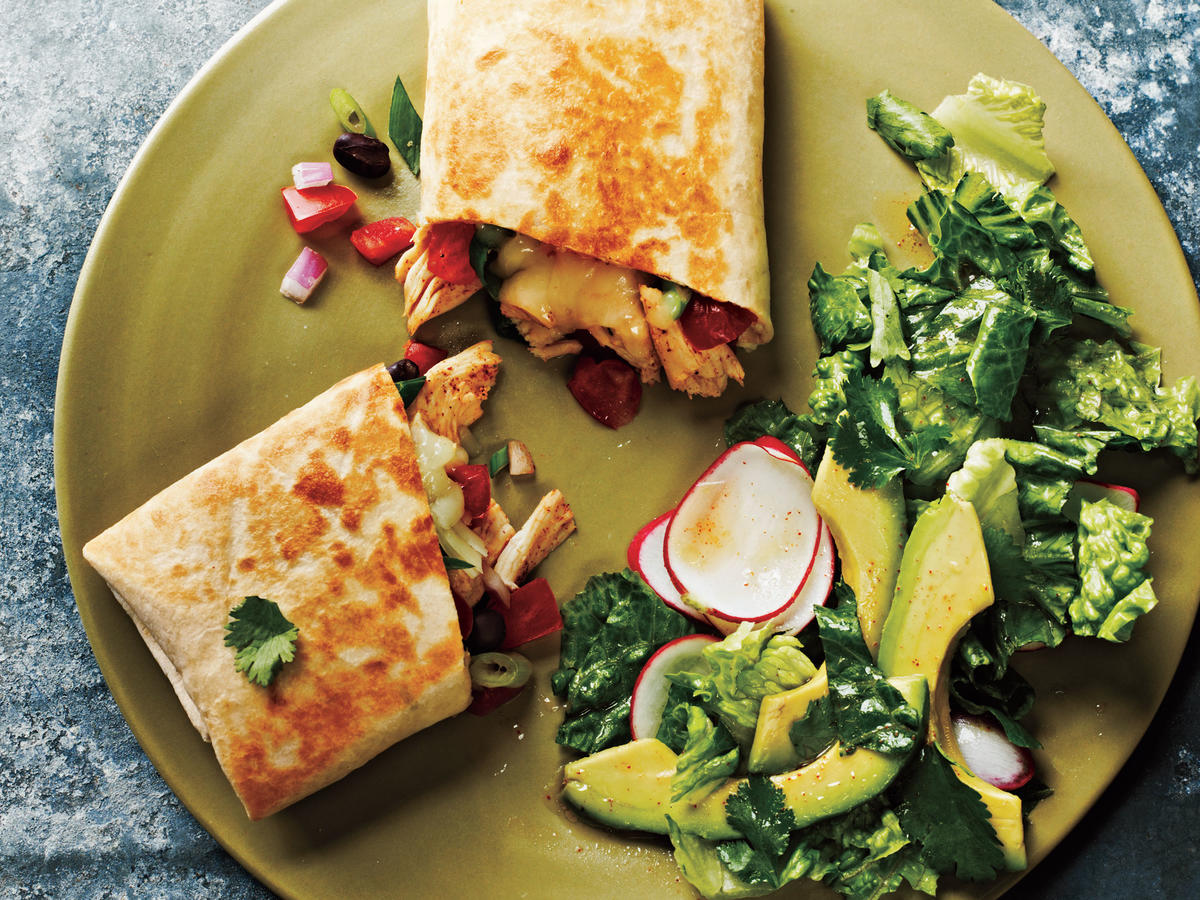 10 Leftover Rotisserie Chicken Recipes  Cooking Light