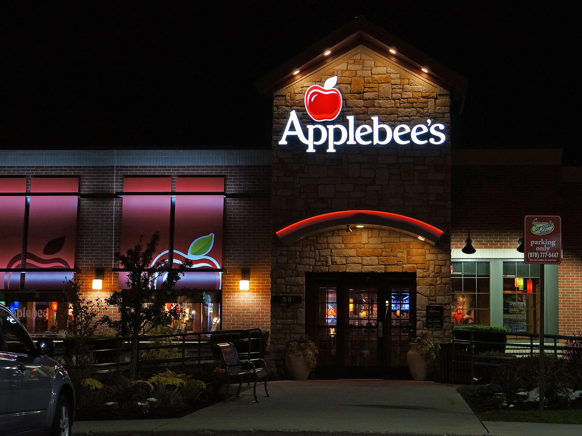 Applebee's Kids' Menu Options