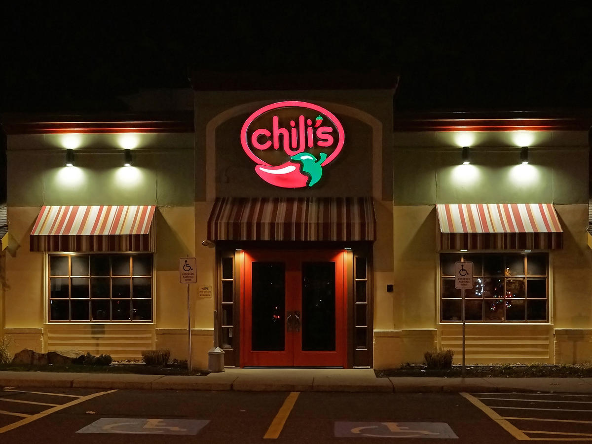 Chili's Grill and Bar Kids' Menu Options