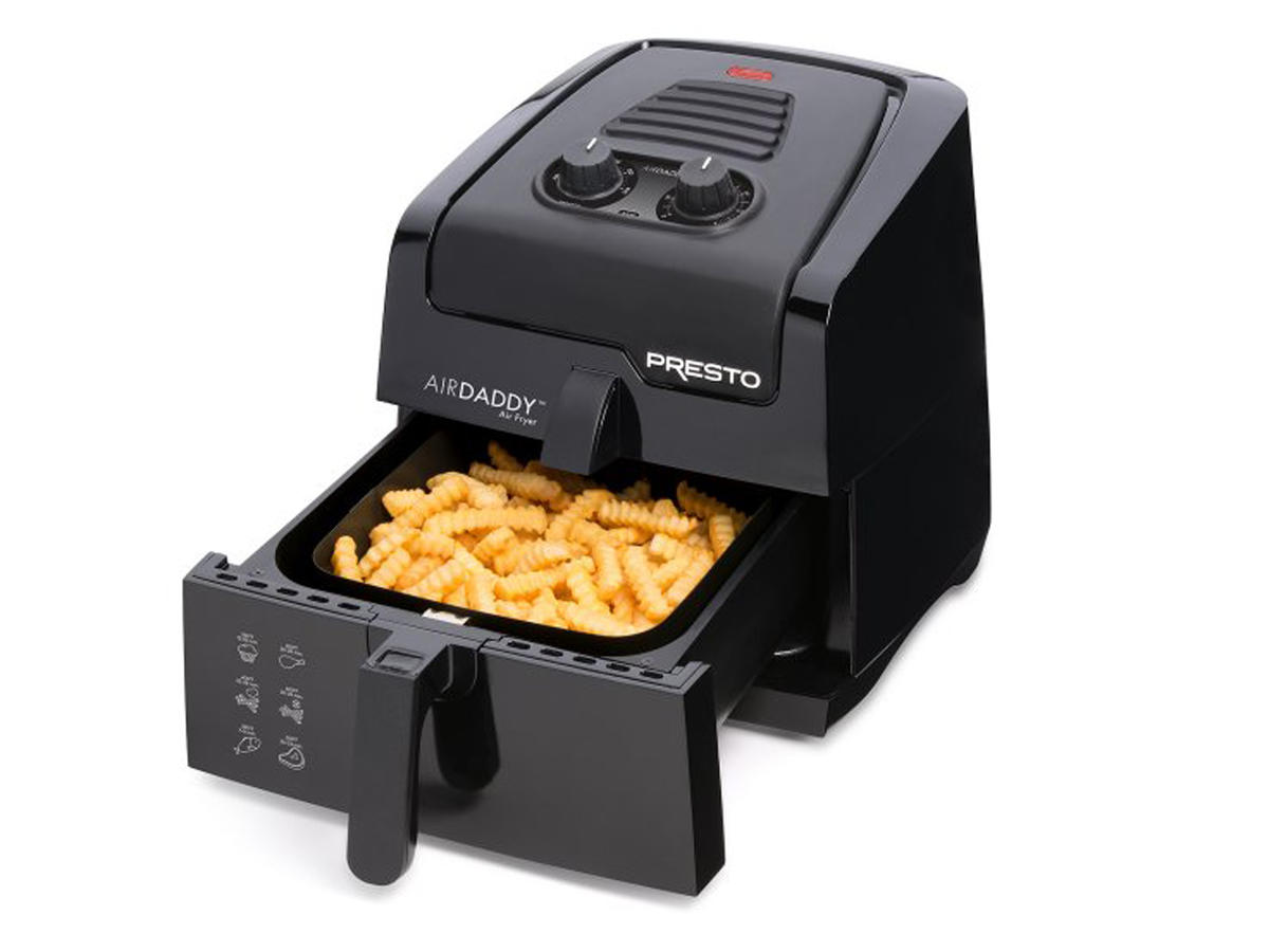 presto air daddy air fryer