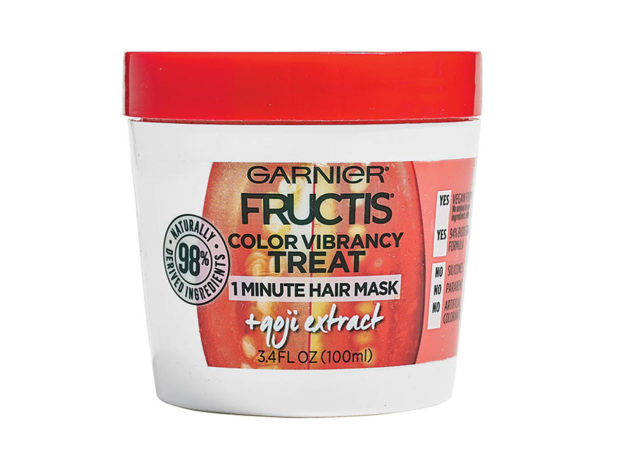 Garnier Fructis Treat Hair Masks
