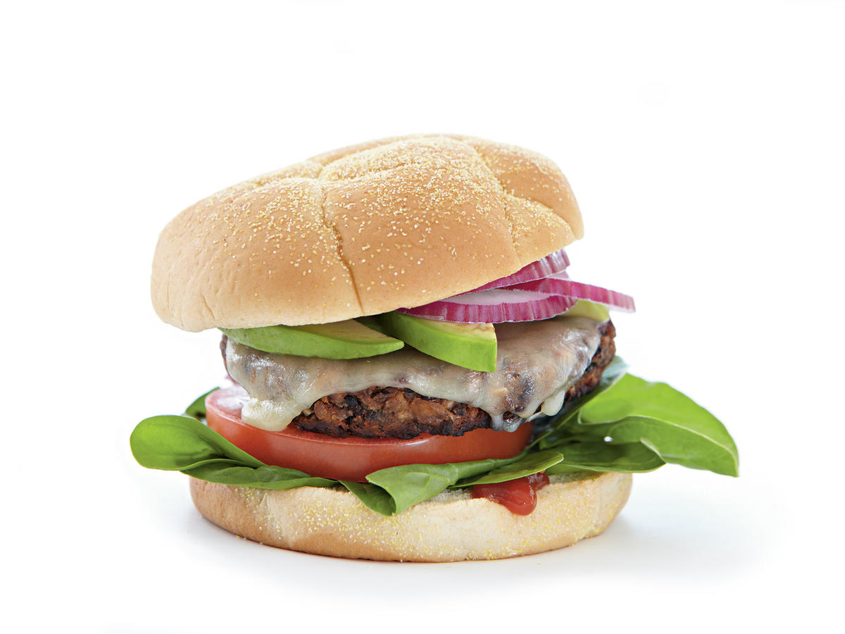 Our Homemade Quick Black Bean Burger Recipes