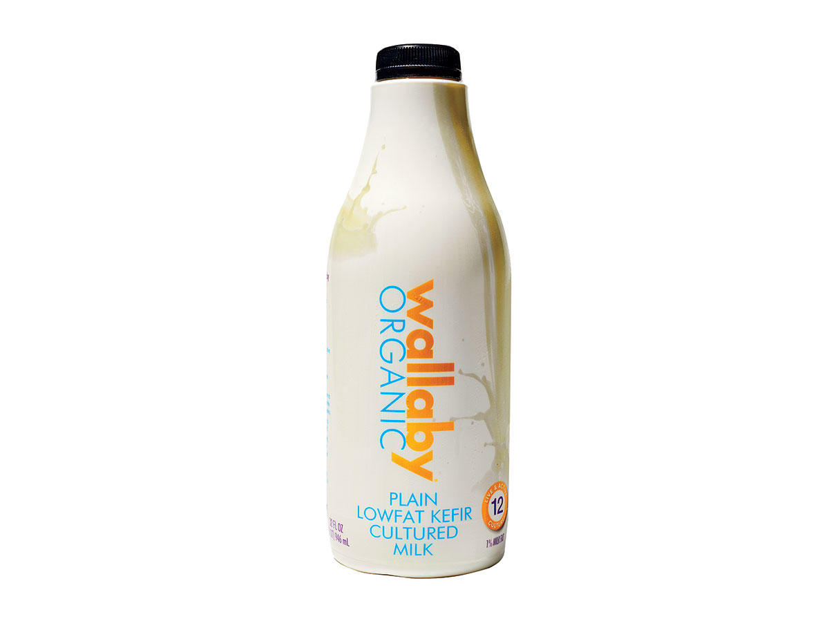 Wallaby Organic Kefir
