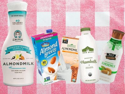 What Is the Best Tasting Almond Milk? - Cooking Light