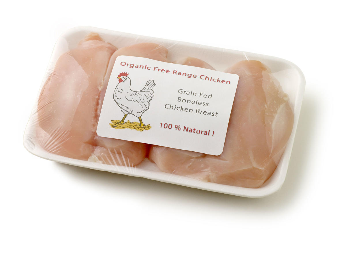 Chicken Labels