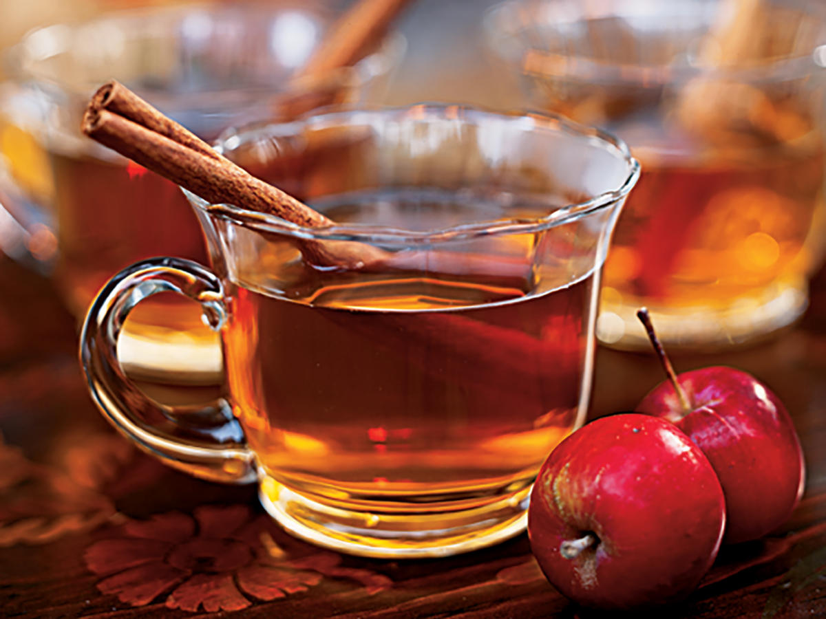 Spiced Cider Recipe