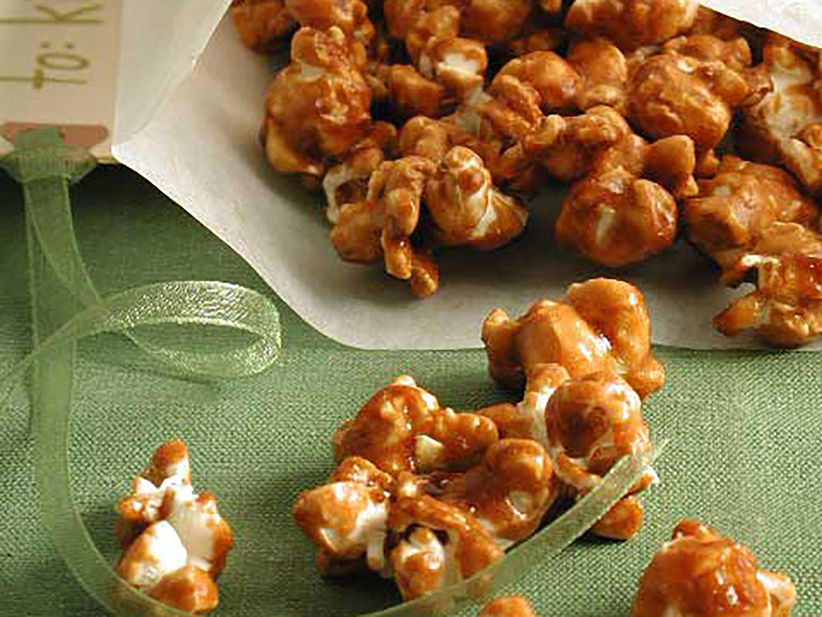 Caramel Popcorn Recipes