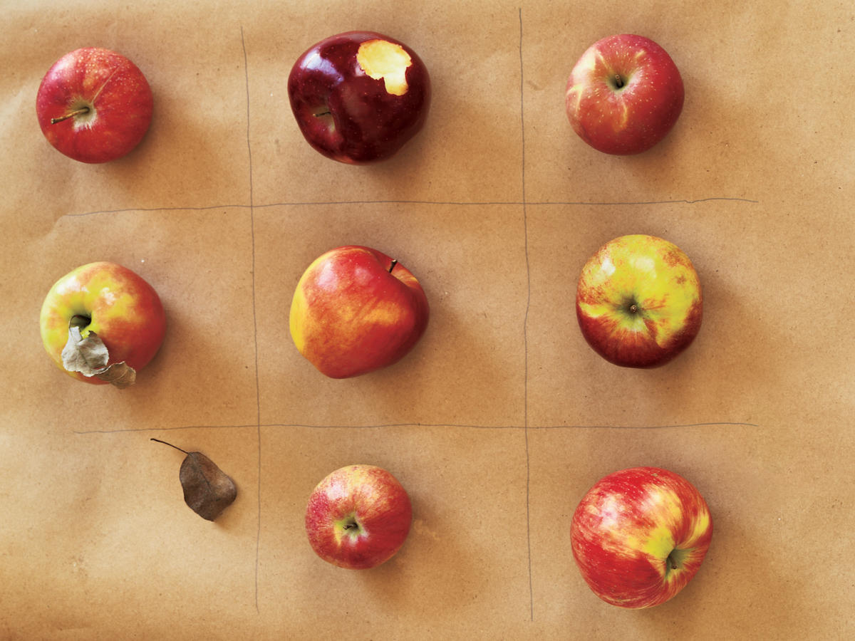 Apple Types Recipes