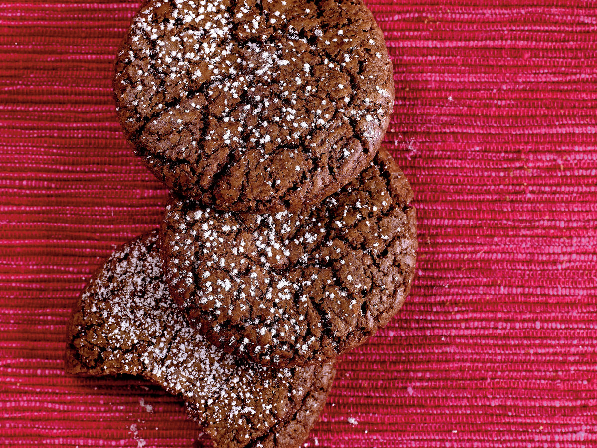 Healthy Mexican Chocolate Cookies Recipe