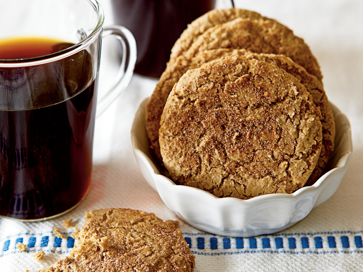 Clone of 1110w Almond Butter Snickerdoodles