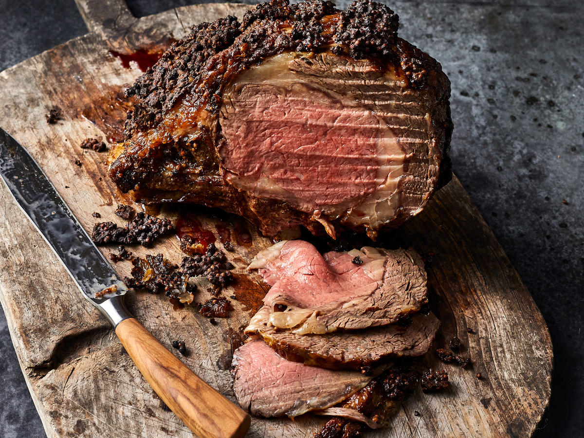 How to Cook Standing Rib Roast