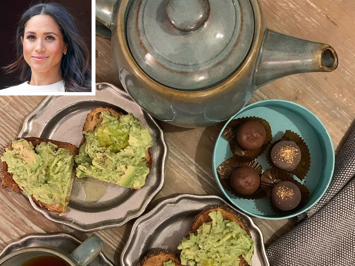Meghan Markle Is the 'Avocado Toast Whisperer,' Says Pal Revealing Her Hearty Home-Cooked Meal