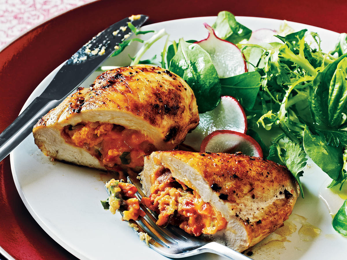 Pimiento Cheese Chicken Recipe