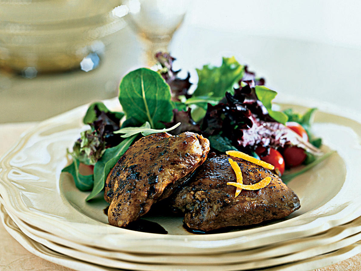 Vanilla Balsamic Chicken Recipes