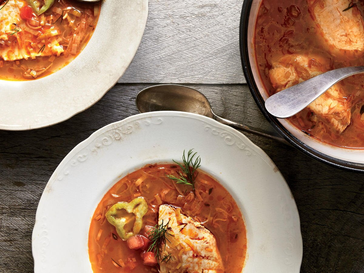 300-Calorie Soups, Stews, and Chilis - Cooking Light