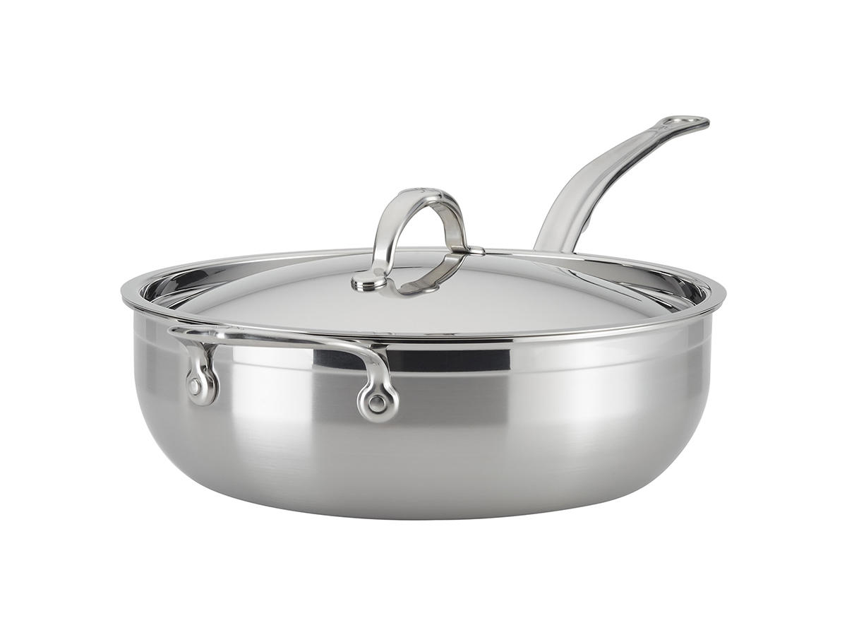 Hestan ProBond 5-Quart Essential Pan with Lid