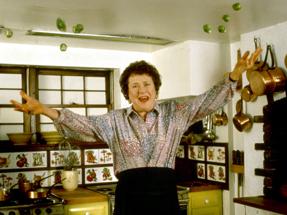 Did You Know You Can Stream Classic PBS Cooking Shows on Amazon?