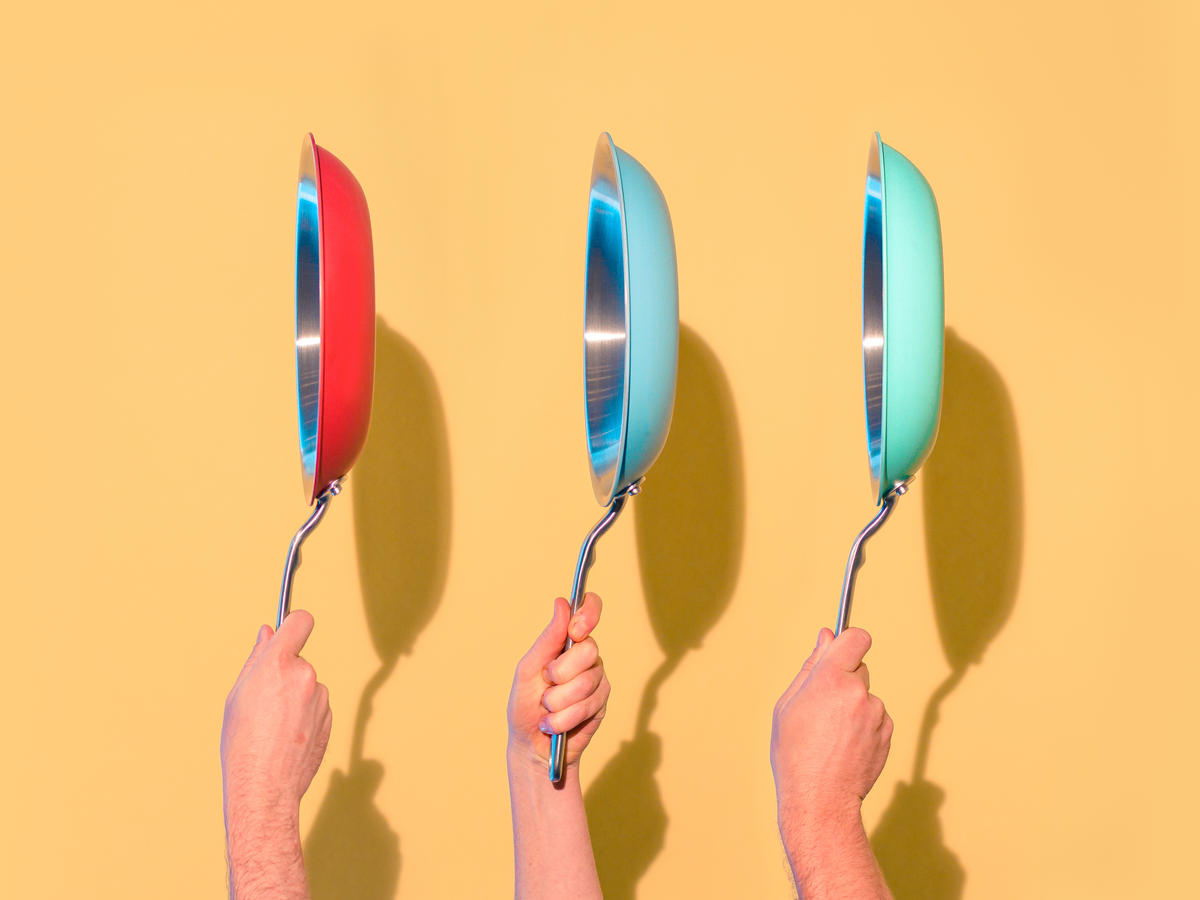 The 'Warby Parker of Cookware' Now Comes In Color