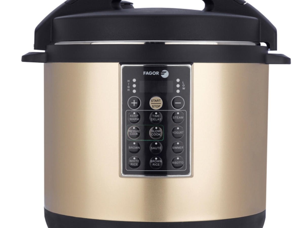 Fagor LUX Multicooker, in Champagne